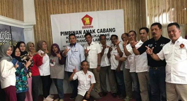 Pilpres-Pileg 2019, Gerindra Bandarlampung Mantapkan Struktur dan Saksi di Tingkat PAC