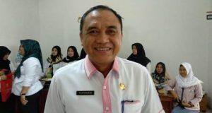 Kepala BPPRD Kota Bandarlampung,Yanuardi