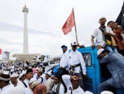 Reuni Akbar 212 Gunakan Semboyan Putihkan Jakarta