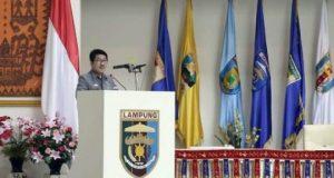 Pj. Sekretaris Daerah Provinsi Lampung, Hamartoni Ahadis