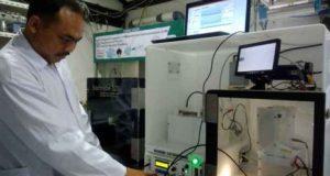 Penelitian limbah styrofoam oleh Abdul Razak dkk dari Itera.