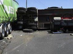Ilustrasi kecelakaan truk. akamaihd.net
