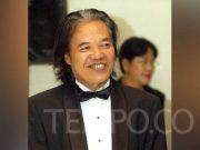 Arswendo Atmowiloto. Dok. TEMPO/Usman Iskandar