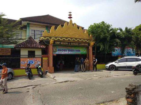 SMPN 1 Bandarlampung