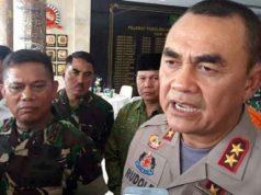 Kapolda Papua, Inspektur Jenderal Polisi Rudolf Alberth Rodja – Jubi/Arjuna Pademme