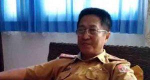 Kepala Badan Perencanaan Pembangunan Daerah (Bappeda) Lampung Utara, Syahrizal Adhar Feaby|Teraslampung.com