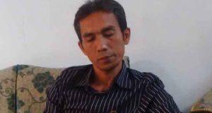 Ketua Fraksi PAN di DPRD Lampung Utara, Ibnu Hajar
