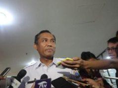 Plt Kepala Dinas Pendidikan DKI, Saefuloh Hidayat saat ditemui di DPRD DKI, Jakarta Pusat, Rabu 30 Oktober 2019. TEMPO/Taufiq Siddiq