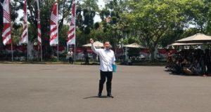 Plt Ketua Umum PPP Suharso Monoarfa tiba di Istana Negara, Jakarta pada Selasa, 22 Oktober 2019. Dewi Nurita/Tempo