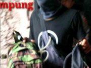 Terduga teroris ditangkap Densus 88 di Bandarlampung, Senin, 14 Oktober 2019 (Foto: Polda Lampung)