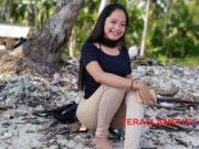 Belly Oktavia atau biasa disapa Via semasa hidup, warga Desa Kalisari, Dusun Banjarsari, Kecamatan Natar, Lampung Selatan yang ditemukan tewas tergeletak di areal kebun dekat Stadion Jati, Kalianda, Lampung Selatan.