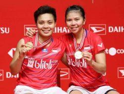 Greysia Polii/Apriyani Juara Indonesia Master 2020