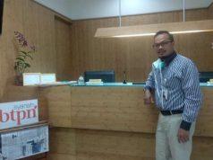 Brand Manager BTPN Syariah Hadi Susilo.