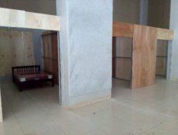 Ini Kata Pemkab Lampung Utara Soal Ruang Isolasi OPD Virus Corona di Islamic Center