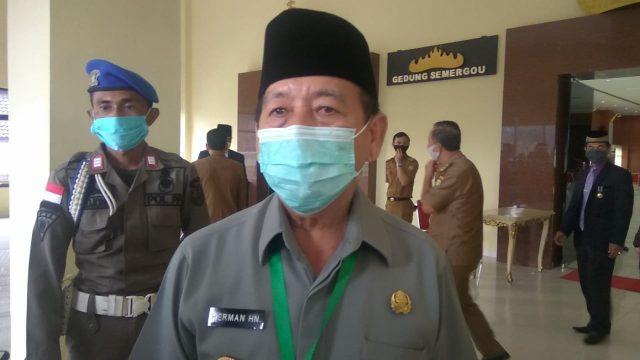 Walikota Bandarlampung, Herman HN
