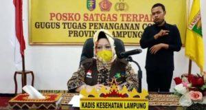 Kadis Kesehatan Lampung, Reihana