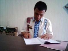 Kasubag Kelembagaan dan Analisis Jabatan di Bagian Organisasi Sekretariat Kabupaten Lampung Utara, Soukat