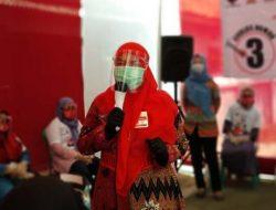 Kampanye di Kelurahan Surabaya, Eva Janjikan Air Bersih