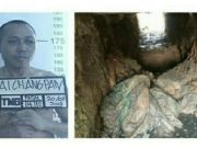 Cai Changpan terpidana mati 110 kilogram sabu kabur dari Lapas Kelas 1 Tangerang dengan menggali tanah dan keluar lewat gorong-gorong. Pria asal China itu kini buron. Foto : istimewa