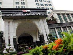 Gedung OJK di Jakarta. Foto: Tempo.co