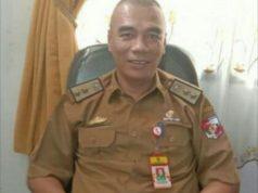 Kepala Bagian Umum Sekretariat DPRD Lampung Utara, Eka Dharma Tohir
