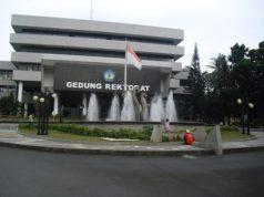 Rektorat Unila (Ist/dok)