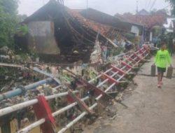 Banjir Majalengka,  5.194 Rumah dan 802 Hektare Sawah Terendam