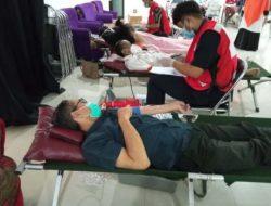 PKS Lampung Gelar Donor Darah dan Donor Darah Konvaselen