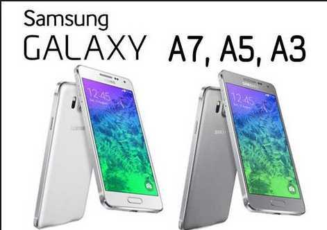 Samsung Galaxy A E J Series