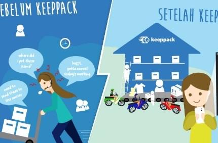 Keeppack id