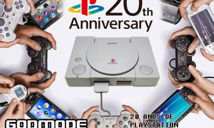 20 anos do PlayStation