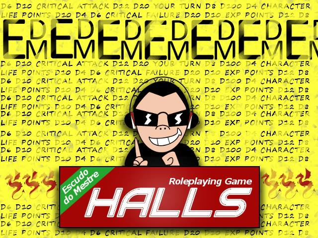 Halls – Free from the yoke, kamigakari e mais!