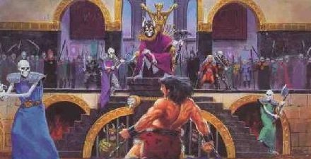 HeroQuest: As Galerias Frias