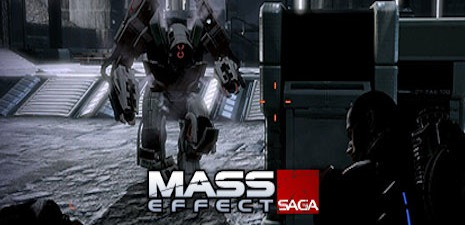 Mass Effect Saga [N7: Sovereign] #1