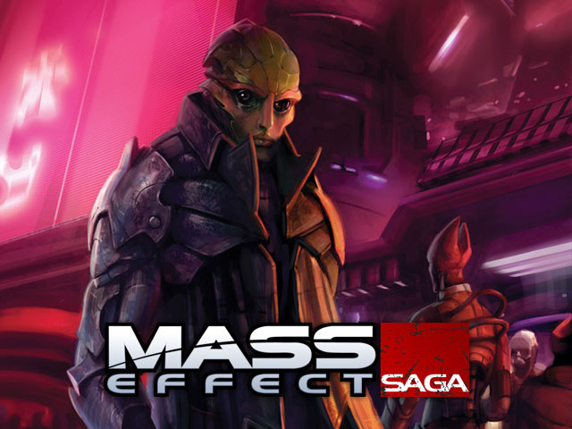 Mass Effect Saga [Chias: Slave Ring]
