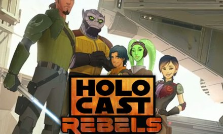 Holocast Rebels Episódio Zero