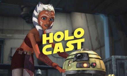 Holo Wars: Downfall of a Droid