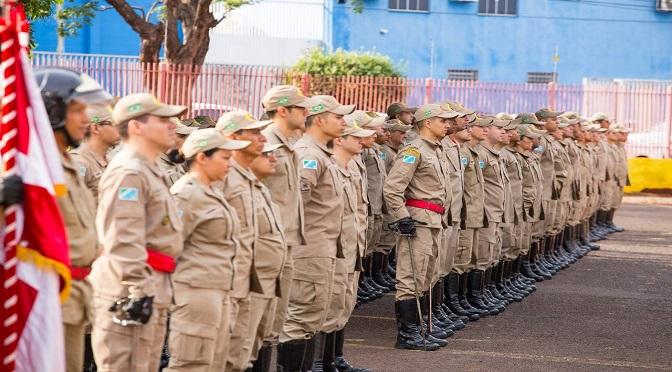 Diário Oficial traz editais relacionados ao Curso de Formação de Soldados dos Bombeiros