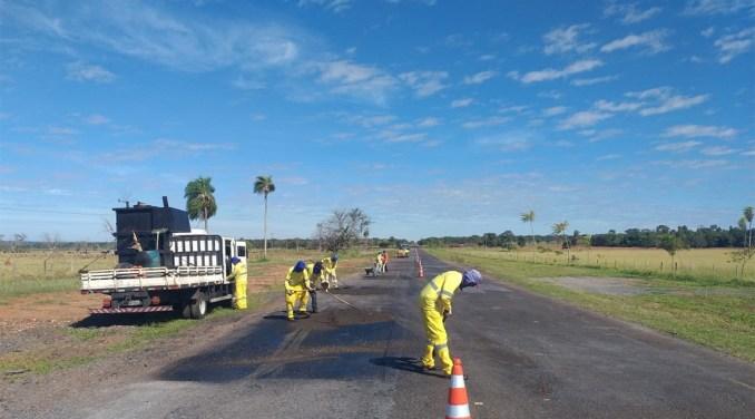 Agesul garante manutenção de estradas e pontes em Bela Vista e região