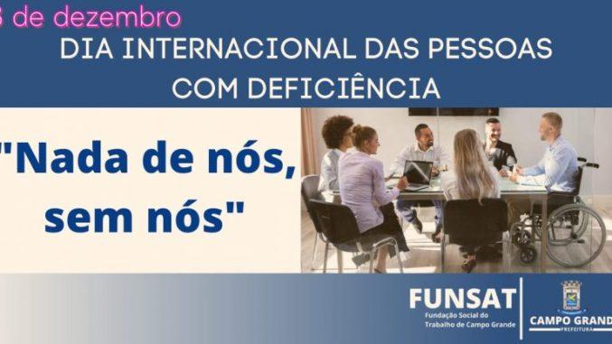 Funsat destaca oportunidades a pessoas com deficiência no mercado de trabalho