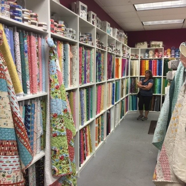 Cali Quilt Co. {Fair Oaks, CA}