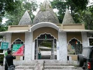 Entrance to the Beatles Ashram Rishikesh