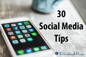 If you're struggling with creating or implementing a social media strategy for your business, you need my list of 35 Social Media Tips.