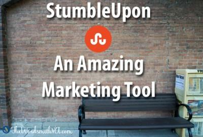 StumbleUpon – An Amazing Marketing Tool