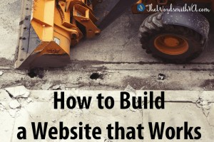 How to Build a Website that Works