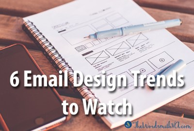 6 Email Design Trends to Watch
