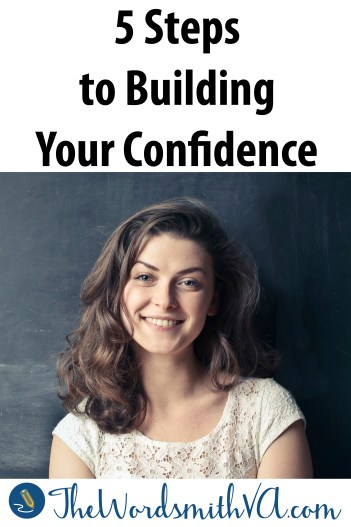 If self-confidence does not come naturally to you, building it up will take a deliberate, conscious effort. While no step-by-step program is perfect, following these five steps may help you build your confidence.