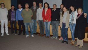 Representantes da Secretaria de Cultura e das colônias portuguesa, italiana, espanhola, israelita e libanesa conversam sobre o retorno da Festa das Colônias e a criação do Museu do Colono