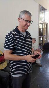 Márcio de Paula, secretário de Cultura, destaca o sucesso dos cursos oferecidos pela Prefeitura.