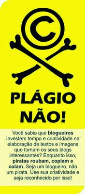 Blogagem Coletiva- Movimento contra o plágio na Blogesfera